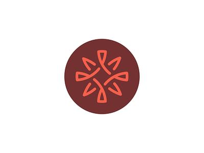 FPCOKC Unused Icon religion cross church oklahoma identity brand branding design icon logo