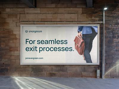 Evergreen Brand startup design type oklahoma identity brand branding typography