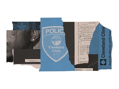Illustration for ProPublica health police editorial design illustration