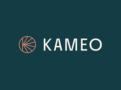 Kameo Health - Unused concept covid-19 healthcare health identity brand branding design logo typography