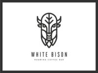 White Bison Logo