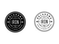 Oklahoma Iron Badge