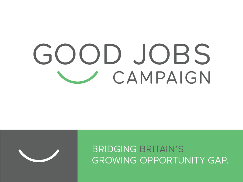 Good Jobs Logo logo