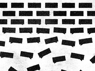 Longreads longreads illustration texture bricks editorial