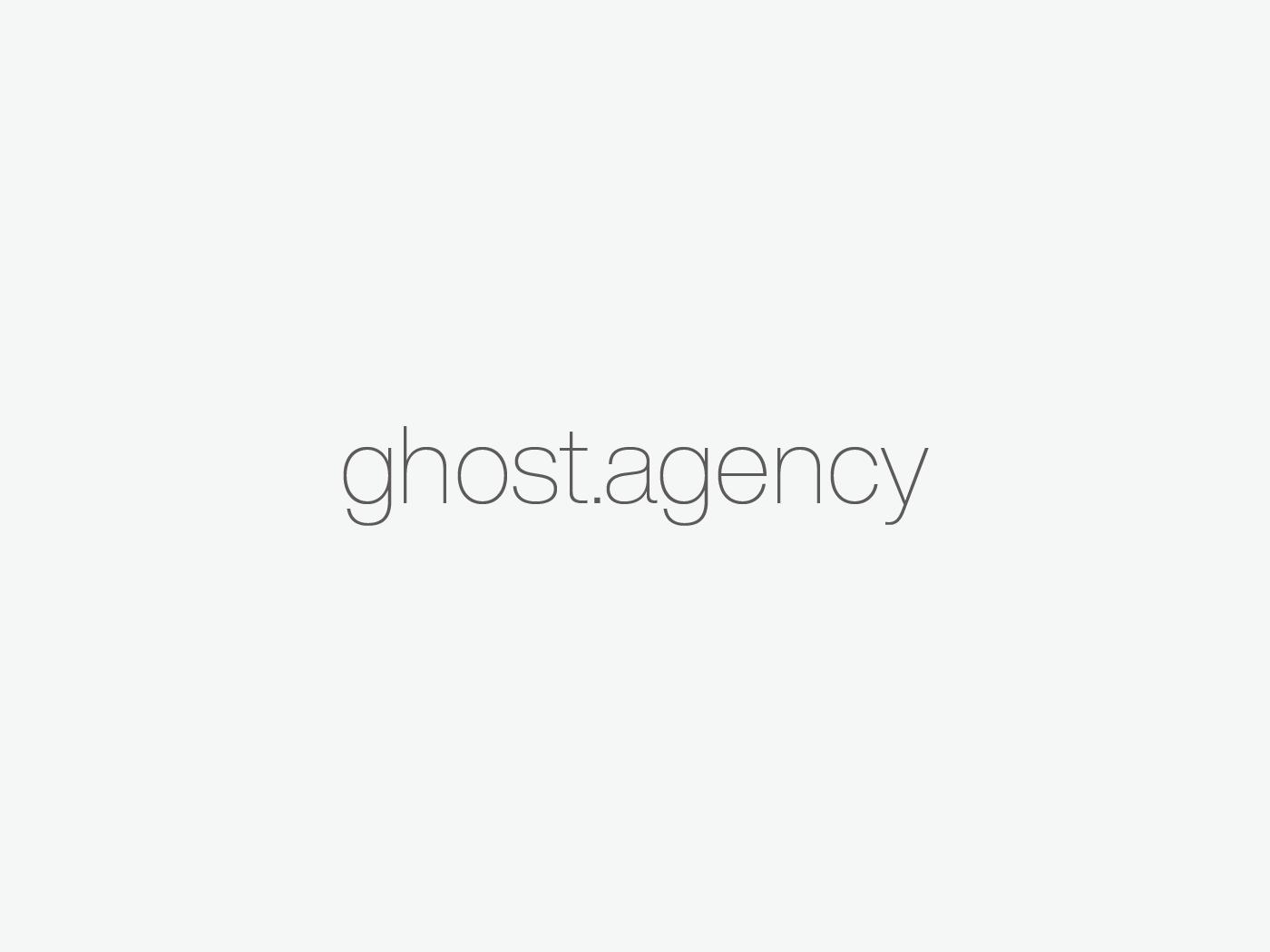 New Ghost Website