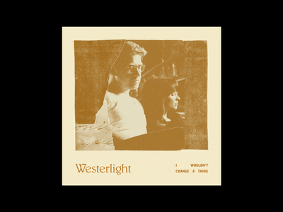 Westerlight Single Artwork