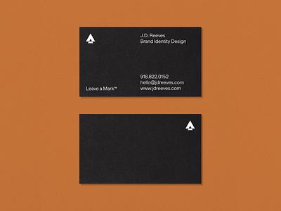 Biz Cards business cards branding texture icon logo type oklahoma identity brand design typography