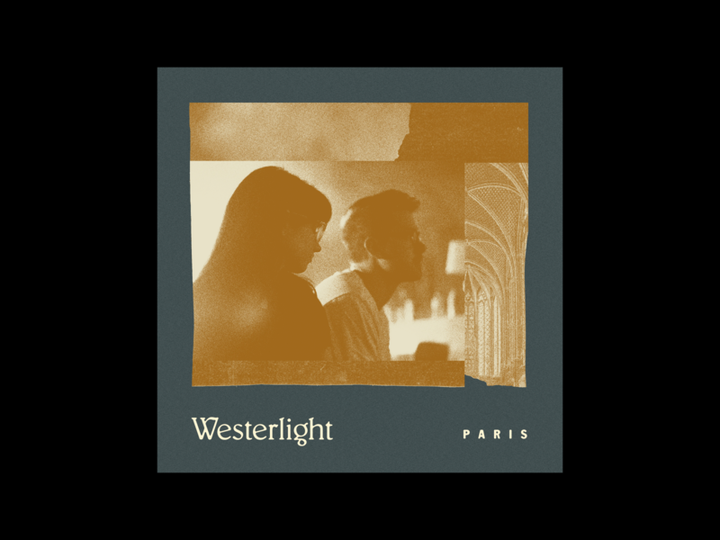 Westerlight Paris single art
