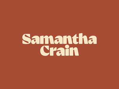 Custom Wordmark musician oklahoma music custom type wordmark design branding typography