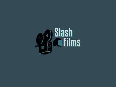 Slash Films graphisme freelance logo concours films cinéma