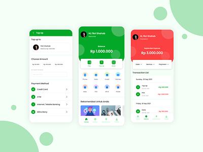 MyMony - E-Wallet App mobile ios digital e-wallet money wallet