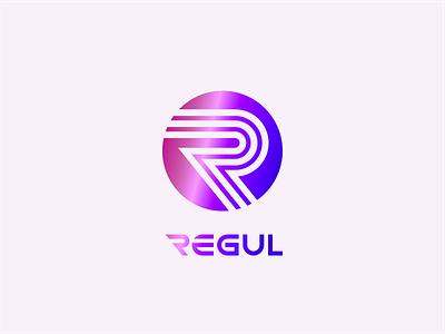 Cryptocurrency logo minimalism logotype design brandbook branding business brand logo