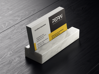 Business cards for a flexible stone seller in brazil. printing online store materials create company style identity corporate card business card logotype brandbook design business branding brand logo