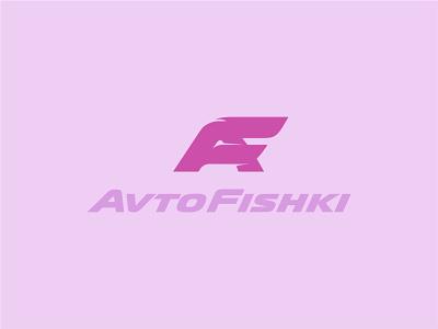 Logo for an online store of auto accessories. minimalistic logotype brandbook design business branding brand logo