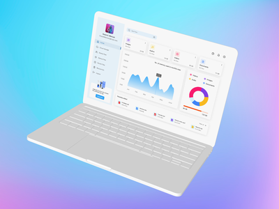 Dashboard dashboard desktop illustration icon ui ux typography design files bars graphs charts storage file manager dashboard