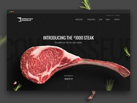 Greater Omaha Steak Dribbble 1600x1200