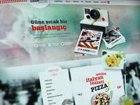 Cookshop Website