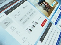 Turkish Airlines Website Redesign