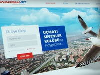 Anadolu JET Club Website
