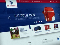 U.S. Polo Product Site