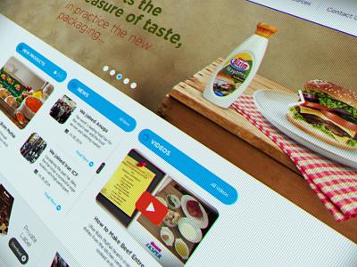 EksperFood Website ux ui interface design art still life responsive website food corporate