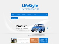 Lifestyle ui kit %28eroglu%29