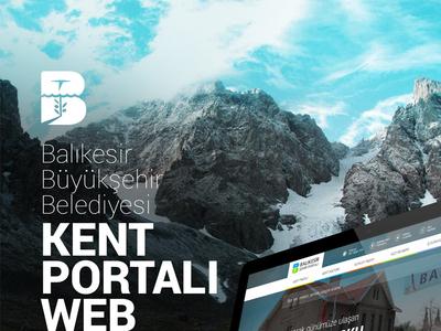 Balikesir Kent Portalı Website