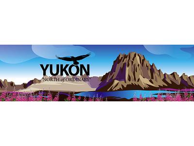 Banner icon ui ux typography branding logo vector illustration design