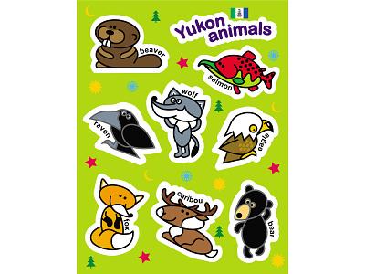 Stickers ux ui icon typography branding logo vector illustration design
