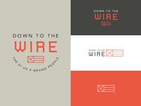 Brand design for UI UX agency