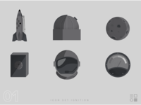 Icon Set - Ignition