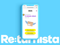 Returnista - The famous 3 minute return