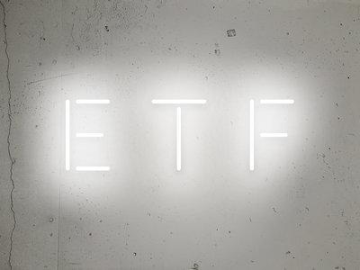 ETF neon sophisticated fintech investment etf