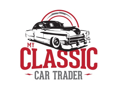 Classic Car Trader Logo By Matthew Schetter Dribbble