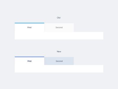 Tab legibility update legibility ui deisgn tab tab bar tabs