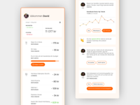 Pitch; Compass - Your personal banking companion