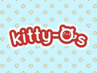 Kitty-O's cheerios cat cereal kitty