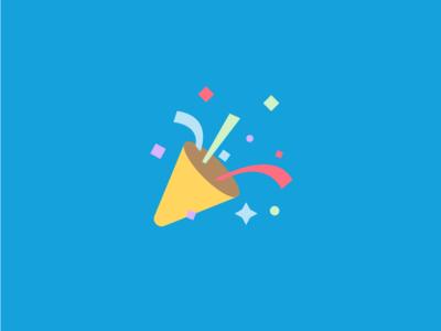 Party celebration emoji party