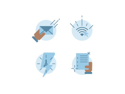 Onboarding Illustrations 2 onboarding graphic icon illustration