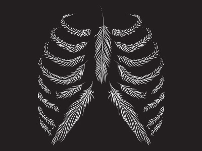 Feather Lungs illustration