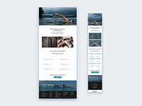 Web Design Layout Homepage