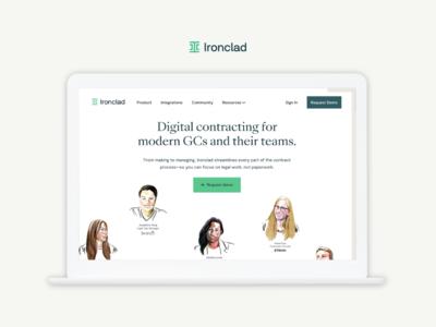 Ironclad | Website Design