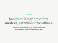 Ironclad | Typography Brand Direction