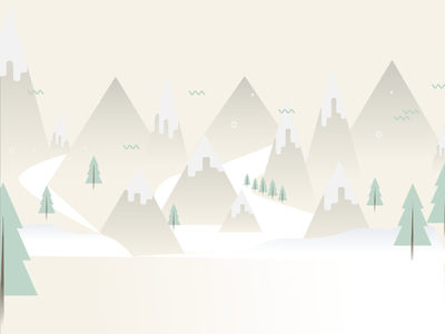 Brrr A Winter Wasteland App Background mountains snow top blizzard snow trees app background background winter
