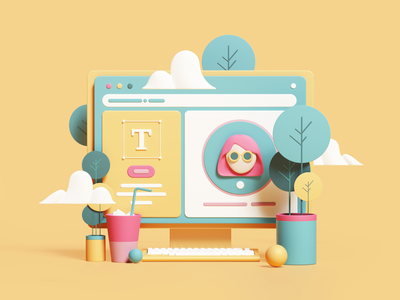 Web Illustrations