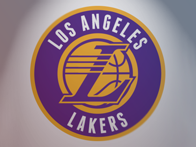 Los angeles lakers circle by justin wilkinson dribbble la lakers circle voltagebd Images