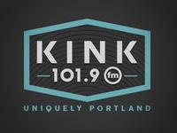 Unused Kink FM Logo