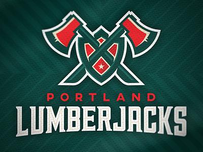 Portland Lumberjacks nfl football lumberjacks pdx portland