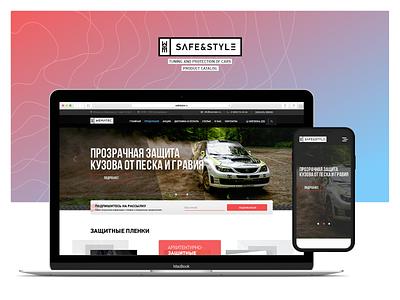 WeMaTec website uxdesign ux  ui uxui uiux website design web design webdesign designer desktop designs car tuning style creative web website ideas design ux ui