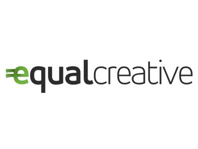 Equal Creative Logo logo logo design